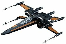 Star Wars X-Wing Fighter Poe dedicated machine 1/72 scale plastic model