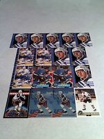 *****Jason McBain*****  Lot of 36 cards.....7 DIFFERENT / Hockey