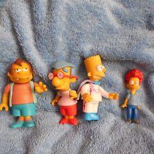 Bart Milhouse Nelson Rod Simpsons Figure Jouet Nouveauté ADJ ensemble garçons