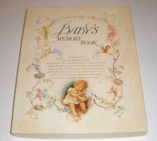 Baby's Keepsake Book Vintage Style Pop Ups New in Box Philomel