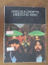 DIAMOND GIRL Seals & Crofts 1973 Songbook Photos