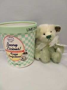 Annette Funicello Beary Licious Lime Divine Limited Edition 1409/5000