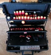 WIHA Elektriker Meister VDE Werkzeugkoffer Trolley 115 tlg XXL