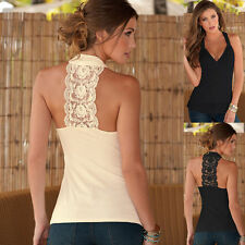 Women's Fitted Cotton Blend No Pattern V Neck Tops & Shirts