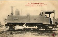 CPA Les Locomotives (423149)