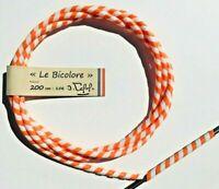 "gaine vintage ""Le Bicolore"" 200 mobylette cyclo scooter vespa solex vélo ancien"