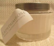 LADY PRIMROSE Tryst Noir Body Creme Cream in Glass Refill Jar BRAND NEW w/Tag!