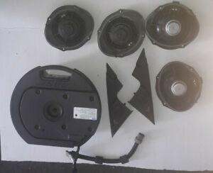 LagerOb.M)) Mazda 6 GH Bj.10-12 Bose Subwoofer GAP466960 Lautsprecher 297438-001
