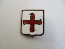 WWII EBY Co Medical Hospital ? Nursing MASH ? sterling DI Unit Insignia Pin