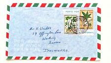 CABO VERDE - Cover Airmail - 1972 - To England