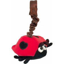 Apple Park - Ladybug Organic Cotton Stroller Toy