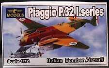 LF Models 1/72 PIAGGIO P-32 I.Series Italian WWII Bomber