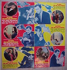 MAN FROM UNCLE ONE OF OUR SPIES IS MISSING Italian fotobusta photobusta poster10