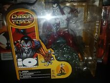 Cyber Force Ripclaw Boxed Spawn 10th Anniversary Figure mcfarlane toys