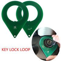 Auto Key Lock Inspection Loop Car Lock Check Tools Locksmith Immobiliser System
