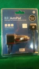 DLO AutoPod In-Car Charger For iPod & iPod Mini - Black NEW        BEST OFFER
