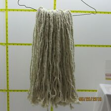 The listing is for :(1)All twisted cotton 18oz mop head.