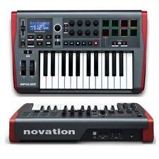 NOVATION IMPULSE 25 tasti keyboard controller midi usb NUOVO garanzia ITALIANA