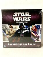 Star Wars The Card Game Balance Of The Force Expansion Pack For Core Set. NEW