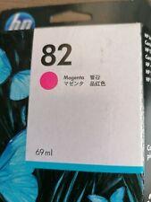 HP Inktcartridge NR 82 Magenta c4912A