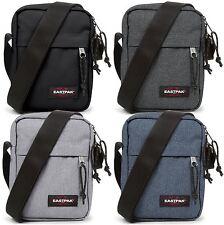 Eastpak The One Bag Cross Body Shoulder Bag - Black, Grey, Blue