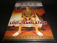Lost In Translation-Lonely Bill Murray, Scarlett Johansson find friendship-Dvd