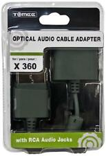 NEW Tomee Xbox 360 Optical Audio Adapter Cable
