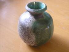 James Eugene Pearson ( 1939-2017) Studio Art Pottery Small Vase Bottle