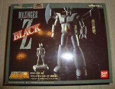 SOUL OF CHOGOKIN GX-01B MAZINGER Z BLACK (MAZINGA Z) BANDAI