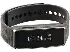 Bluetooth Fitness-Armband Tracker Schritte Schlafmodus komp. zu Apple Health