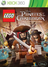Xbox 360 Lego Disney Pirates of The Caribbean Game Case PAL UK 8717418302009