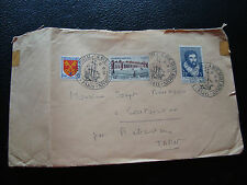 FRANCE - enveloppe 21/10/1956 (cy76) french