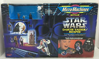 Vintage Star Wars Micro Machines, Darth Vader - Bespin Action Set,