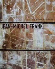 Jean-michel Frank - Pierre-emmanuel Martin-vivier