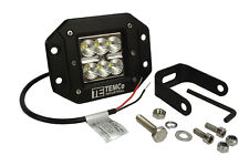 "5"" 24 W Watt LED Flush Mount FLOOD Light CREE Off Road Driving Fog"
