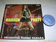 ORCHESTER PIEDRO TAMARA (FRANK VALDOR) Marsch Party *60s POPULÄR LABEL*M
