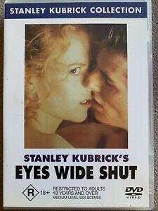 DVD: Eyes Wide Shut - Kubrick's final psychological & compelling haunting film.