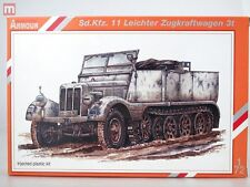Special Armour 1/72 SD KFZ 11 3t Half Track