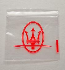 100 Red Trident, Luxury Car - Tiny Mini 2x2 Small Ziplock Baggies 2020 Dime Bags