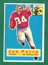 1956 TOPPS FOOTBALL #110 (HOF)  JOE PERRY -S.F.49ER'S