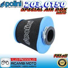 203.0150 Luftfilter Air Box Big Evolution Polini Vergaser Pwk 24 26 28 30 MM