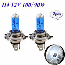 2PCS H4 12V 60/55W 5000K Halogen Car Light Bulbs White Light Xenon Headlight CA