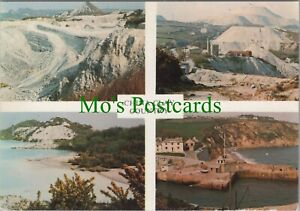 Cornwall Postcard - Industry - Views of China Clay Country  RRR1126