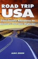 Road Trip USA: Cross-Country Adventures on America's Two-Lane Highways (Road Tri