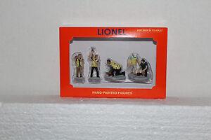 Lionel #81871 Loggers figure pack