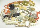 Huge+Antique+Victorian+Vintage+Mixed+Jewelry+Lot