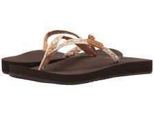 Women Reef Ginger Flip Flop Sandal RF001660 Brown Peach 100% Authentic Brand New