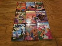 Lot of 9 RON ROY books A to Z mysteries Calendar mystery Scholastic chapter