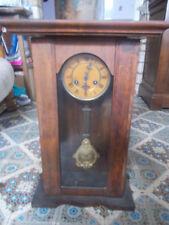 ancienne horloge pendule Junghans a réparé