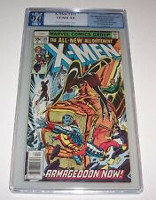 X-Men #108 - PGX Graded VF/NM 9.0 - 1977 Marvel Bronze Age - 1st John Byrne Art